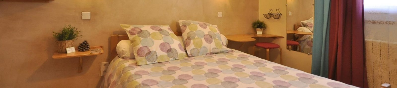 Hotel Chambre double avec salle de bains Vallouise