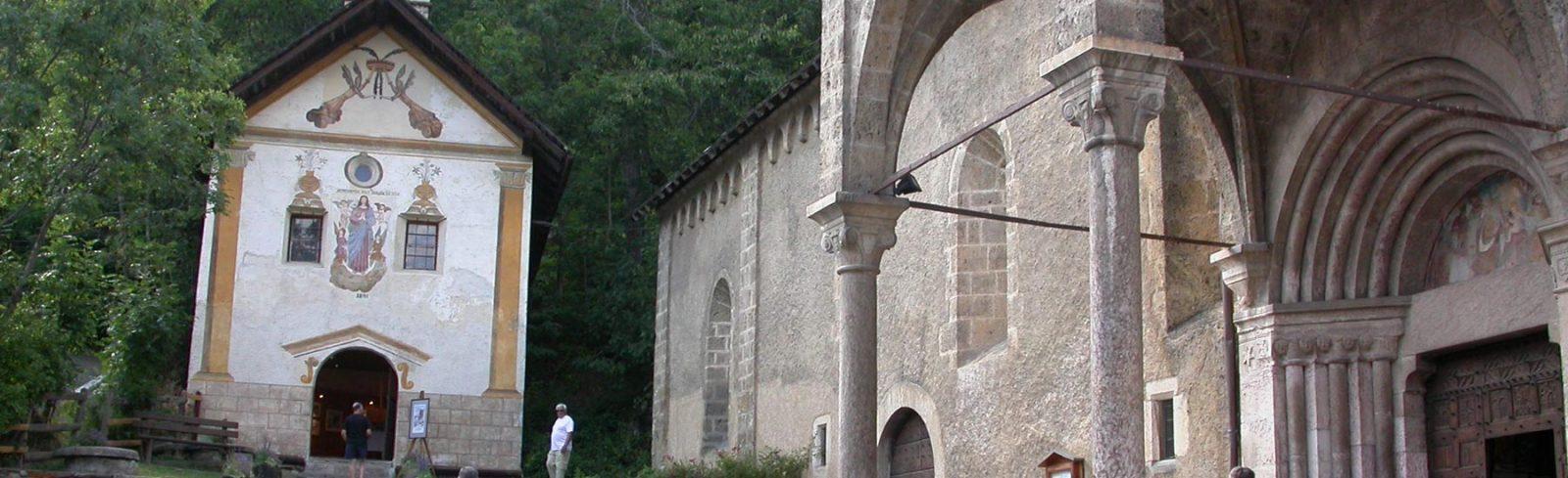 Vallouise Eglise