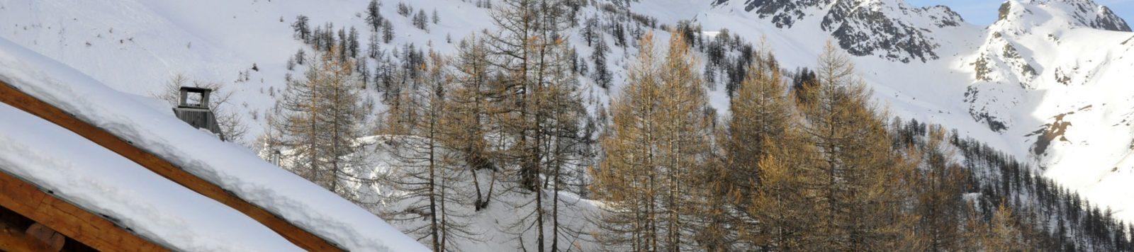 Vallouise en hiver